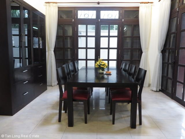 5 bedroom villa for rent in D2 Ciputra, Bac Tu Liem district, Hanoi 6