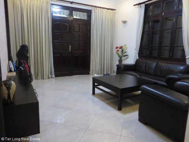 5 bedroom villa for rent in D2 Ciputra, Bac Tu Liem district, Hanoi 7