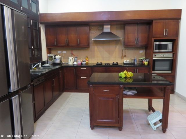 5 bedroom villa for rent in D2 Ciputra, Bac Tu Liem district, Hanoi 9