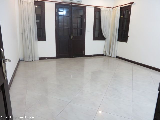 5 bedroom villa for rent in D2 Ciputra, Bac Tu Liem district, Hanoi 2