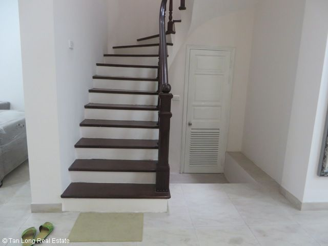 5 bedroom villa with garden for rent in D4 Ciputra, Bac Tu Liem dist, Hanoi 6
