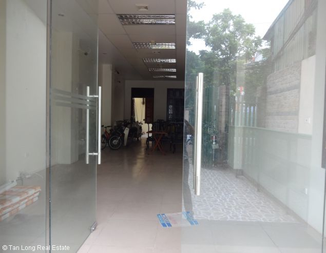 5 storey office for rent in Lac Long Quan, Tay Ho, Hanoi 3