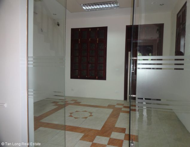 5 storey office for rent in Lac Long Quan, Tay Ho, Hanoi 8