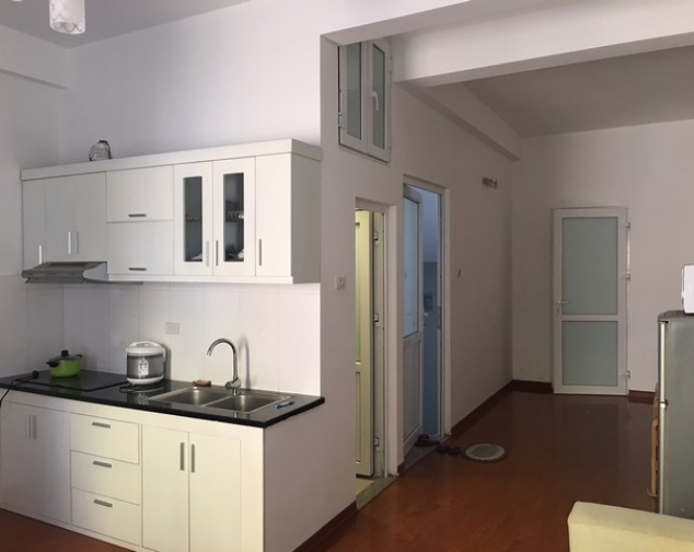 50m2 apartment to rent with 1 bedroom in Yen Phu, Tay Ho district 5