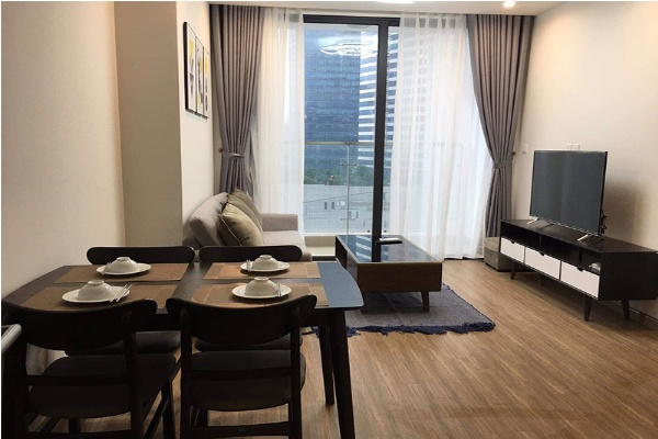 54Sqm - 1 Br Stunning Apartment for Lease in Vinhomes Skylake