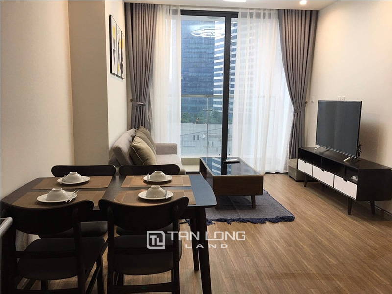 54Sqm - 1 Br Stunning Apartment for Lease in Vinhomes Skylake 1