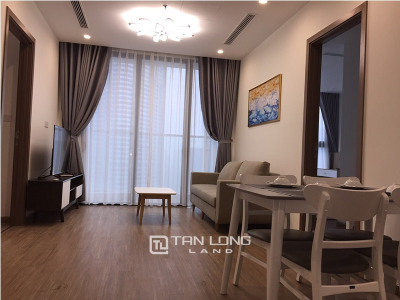 54Sqm - 1 Br Stunning Apartment for Lease in Vinhomes Skylake 2