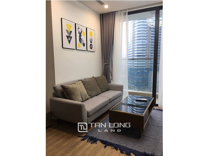 54Sqm - 1 Br Stunning Apartment for Lease in Vinhomes Skylake 3