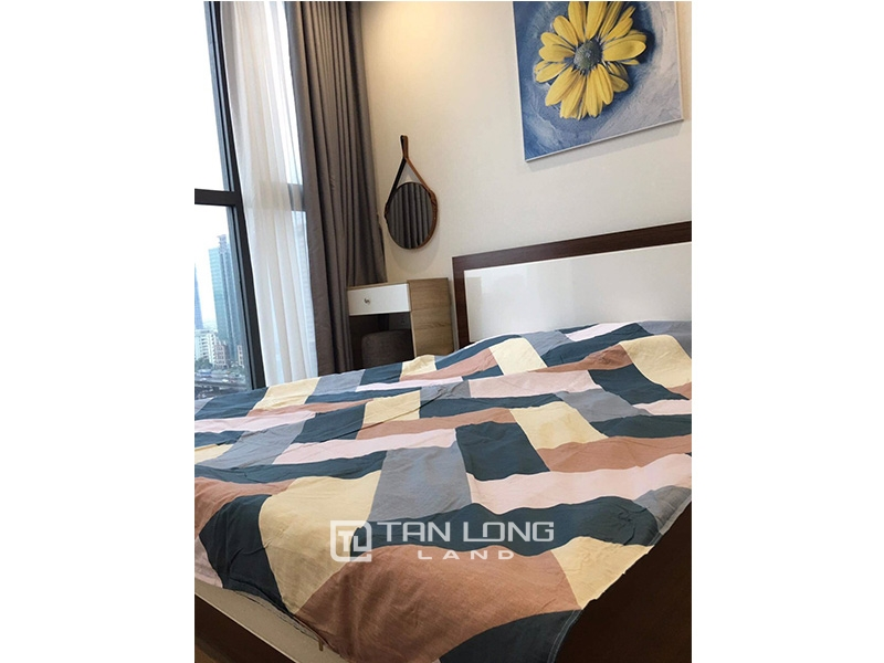 54Sqm - 1 Br Stunning Apartment for Lease in Vinhomes Skylake 6