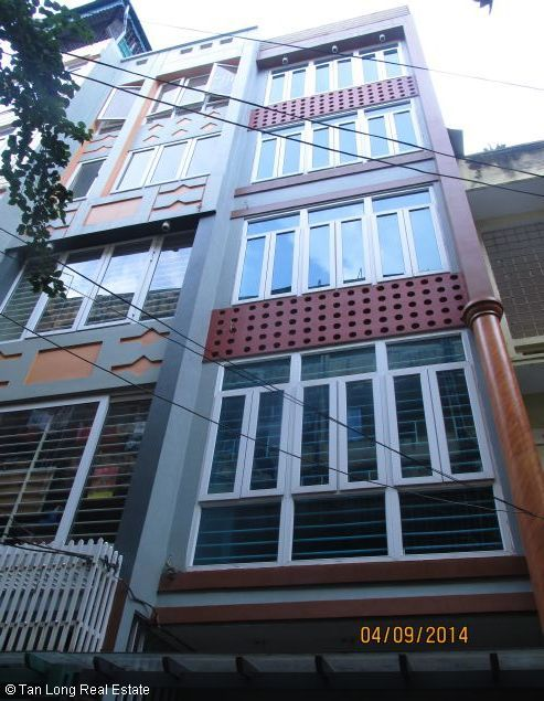 5.5 storey house for sale in Lang Ha, Dong Da district, Hanoi. 1