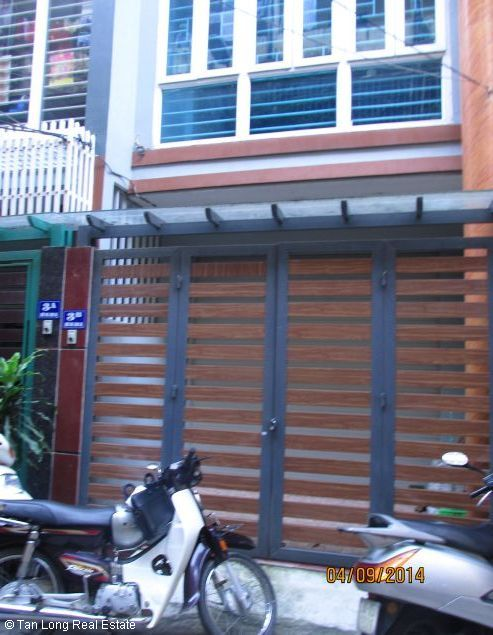 5.5 storey house for sale in Lang Ha, Dong Da district, Hanoi. 2