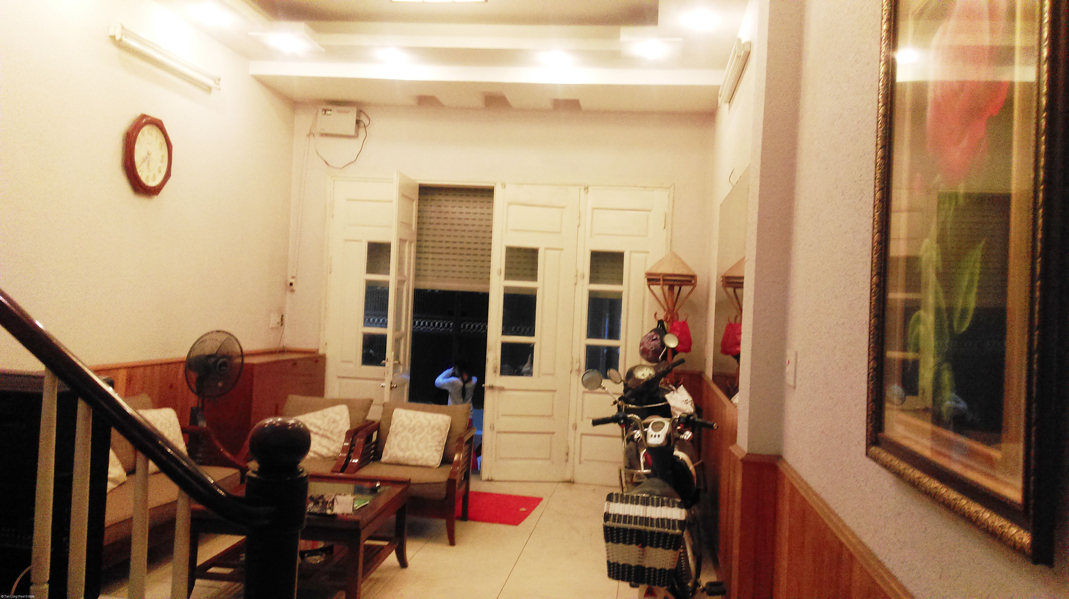5-storey house for rent in Van Chuong lane, Dong Da district, Hanoi 3