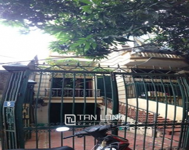 6 BEDROOM house for lease in Bach Dang street, near city center of Hanoi! 3