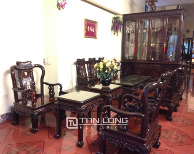 6 BEDROOM house for lease in Bach Dang street, near city center of Hanoi! 5