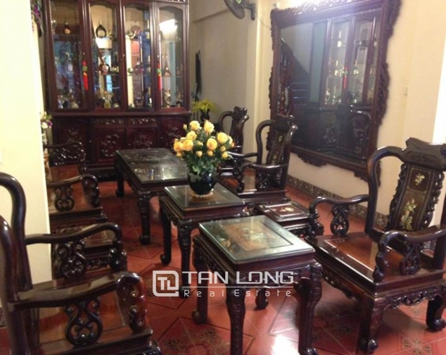 6 BEDROOM house for lease in Bach Dang street, near city center of Hanoi! 6