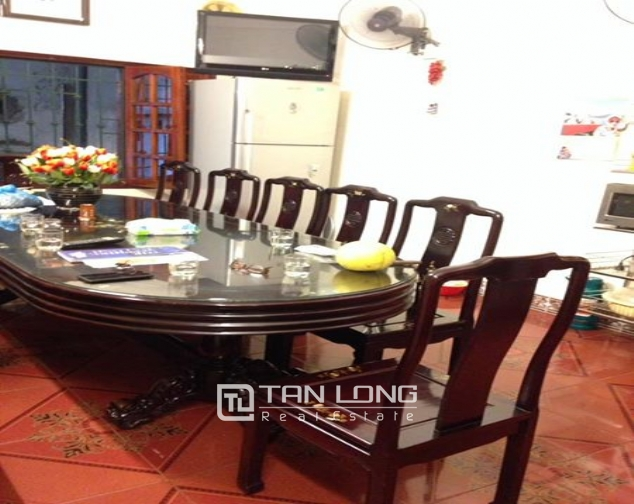 6 BEDROOM house for lease in Bach Dang street, near city center of Hanoi! 7