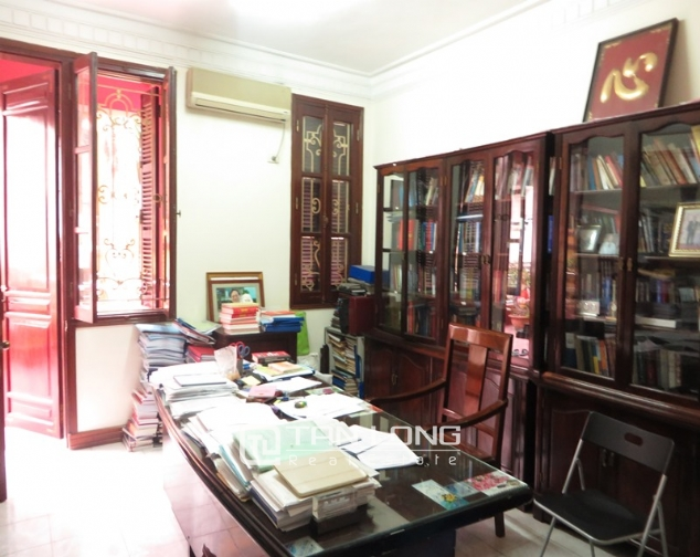 6 bedroom villa for lease in Hoang Hoa Tham str, Ba Dinh dist, Hanoi 7