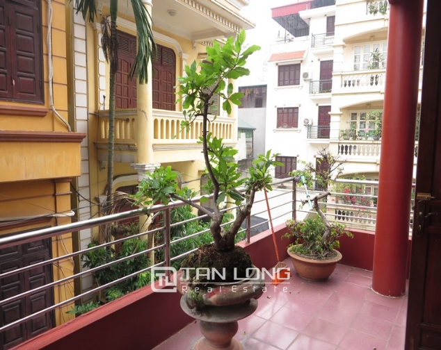 6 bedroom villa for lease in Hoang Hoa Tham str, Ba Dinh dist, Hanoi 8