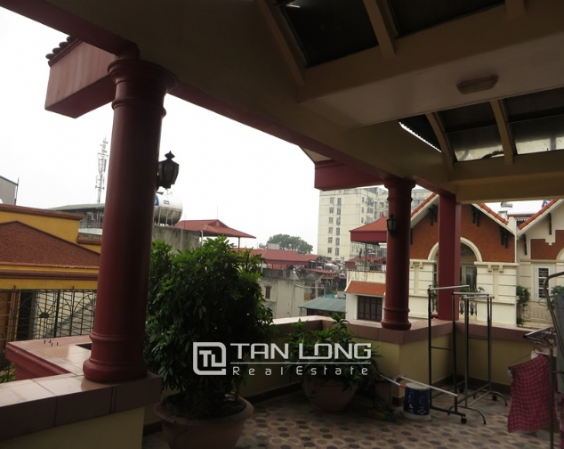 6 bedroom villa for lease in Hoang Hoa Tham str, Ba Dinh dist, Hanoi 4