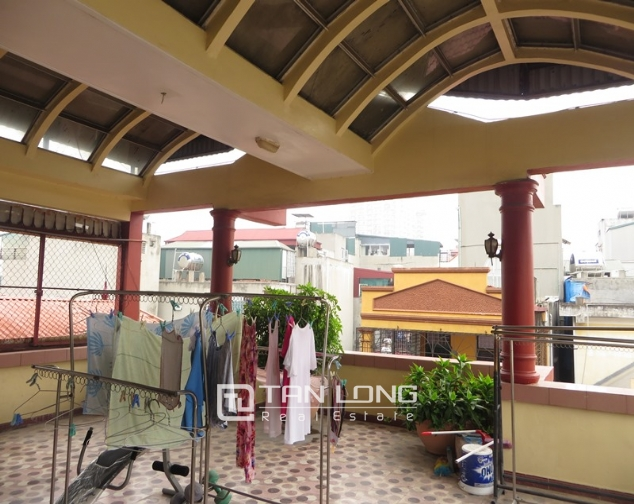 6 bedroom villa for lease in Hoang Hoa Tham str, Ba Dinh dist, Hanoi 5