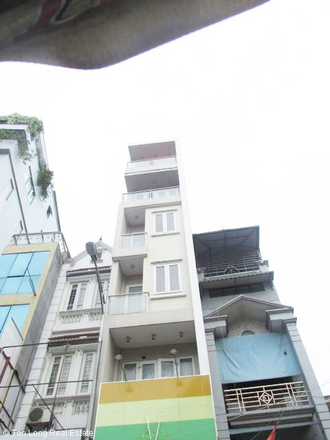 6 storey house for sale in Hao Nam street, Dong Da district, Hanoi. 1