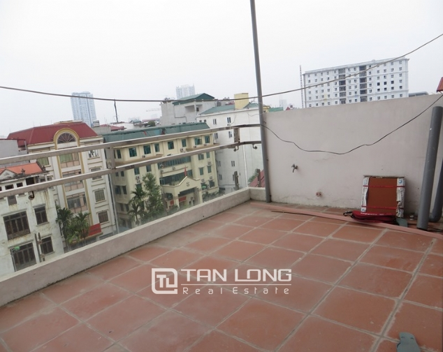 6-storey house for rent in Mac Thai To str, Cau Giay dist, Hanoi 5