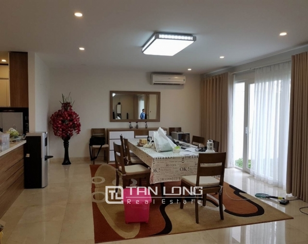 7 bedroom villa for rent at Ciputra, Tay Ho distr., Hanoi 5