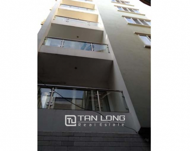 7 storey house for sale in Hoang Hoa Tham, Ba Dinh, Hanoi 1