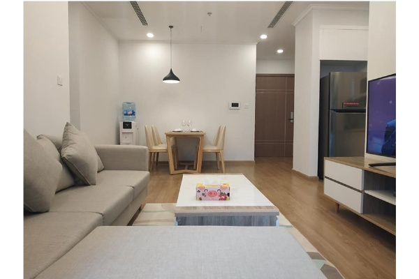 80m2 | 2 Bedrooms Apartment for Rent Vinhomes Gardenia My Dinh - High Floor, Bright, Airy