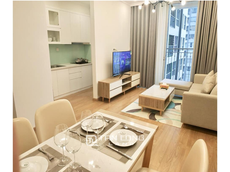 80m2 | 2 Bedrooms Apartment for Rent Vinhomes Gardenia My Dinh - High Floor, Bright, Airy 2