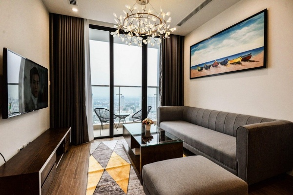 86,57m2 - 3 Bed | 2 Bath Apartment for rent in Vinhomes Skylake - Gorgeous decoration