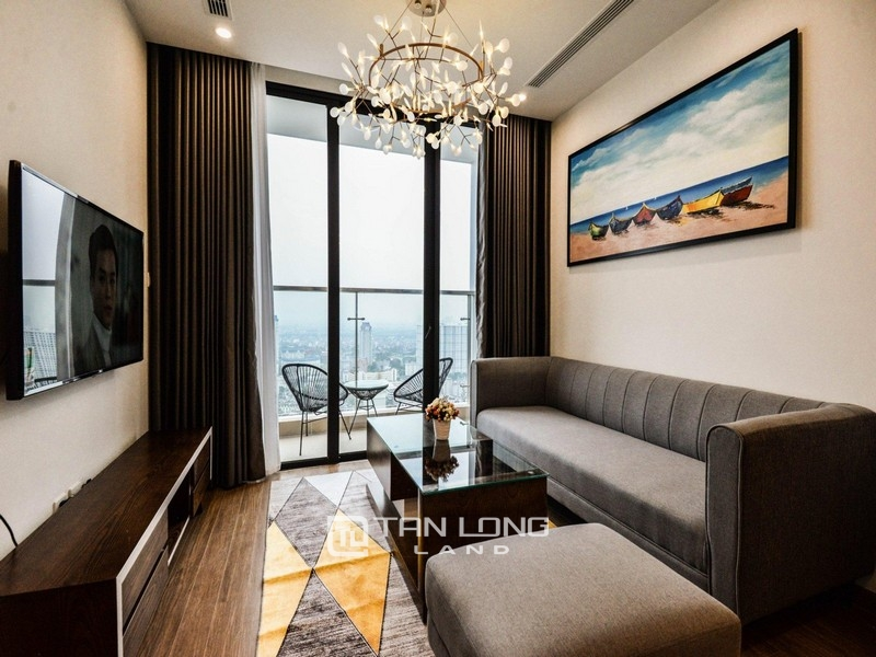86,57m2 - 3 Bed | 2 Bath Apartment for rent in Vinhomes Skylake - Gorgeous decoration 1