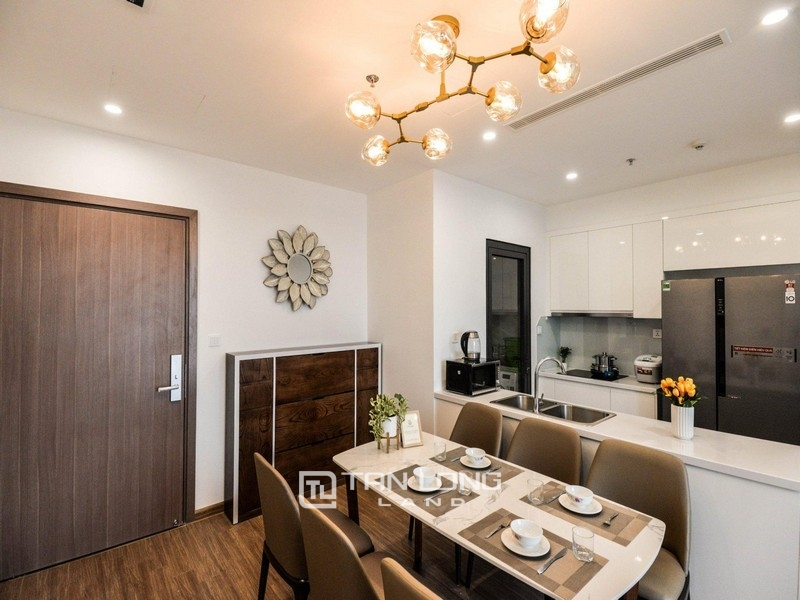 86,57m2 - 3 Bed | 2 Bath Apartment for rent in Vinhomes Skylake - Gorgeous decoration 5