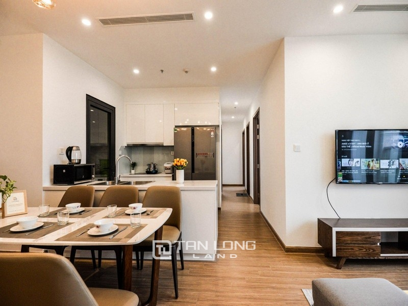 86,57m2 - 3 Bed | 2 Bath Apartment for rent in Vinhomes Skylake - Gorgeous decoration 7