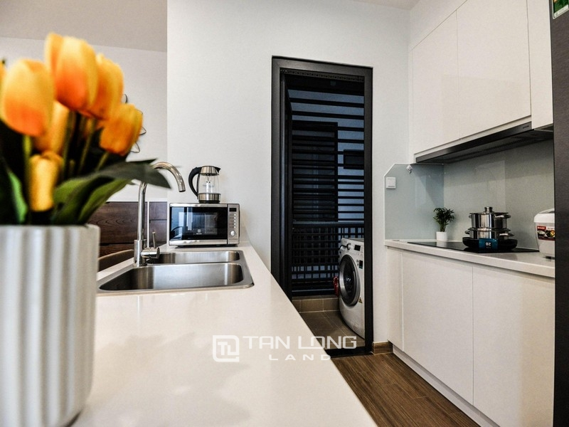 86,57m2 - 3 Bed | 2 Bath Apartment for rent in Vinhomes Skylake - Gorgeous decoration 9