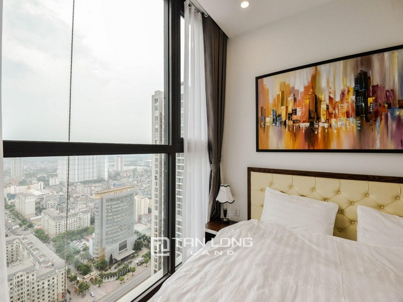 86,57m2 - 3 Bed | 2 Bath Apartment for rent in Vinhomes Skylake - Gorgeous decoration 11