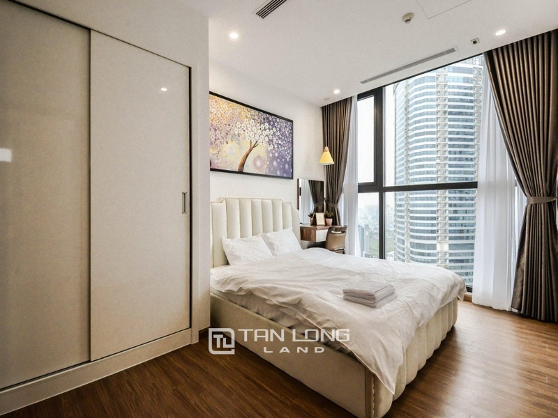 86,57m2 - 3 Bed | 2 Bath Apartment for rent in Vinhomes Skylake - Gorgeous decoration 12