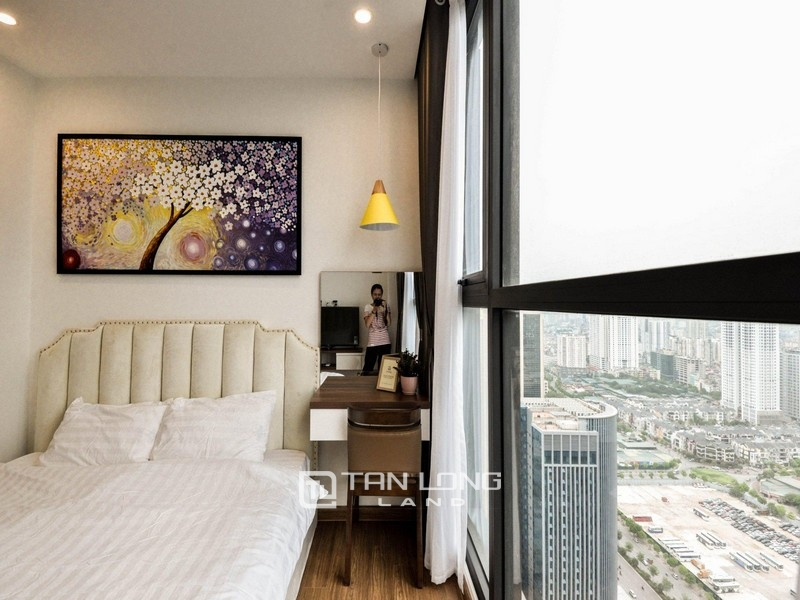 86,57m2 - 3 Bed | 2 Bath Apartment for rent in Vinhomes Skylake - Gorgeous decoration 16