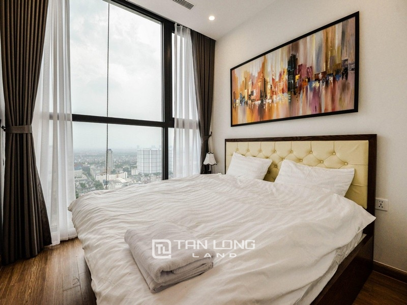 86,57m2 - 3 Bed | 2 Bath Apartment for rent in Vinhomes Skylake - Gorgeous decoration 17