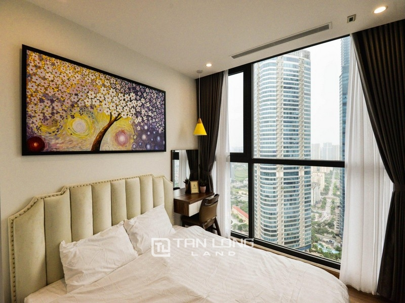 86,57m2 - 3 Bed | 2 Bath Apartment for rent in Vinhomes Skylake - Gorgeous decoration 21
