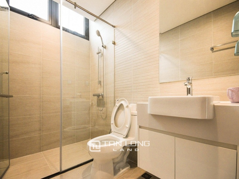 86,57m2 - 3 Bed | 2 Bath Apartment for rent in Vinhomes Skylake - Gorgeous decoration 22