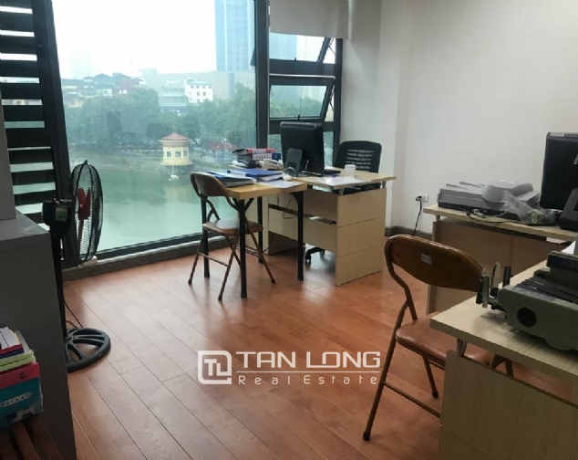 9 stories building for rent on Pham Huy Thong street, Ba Dinh 1