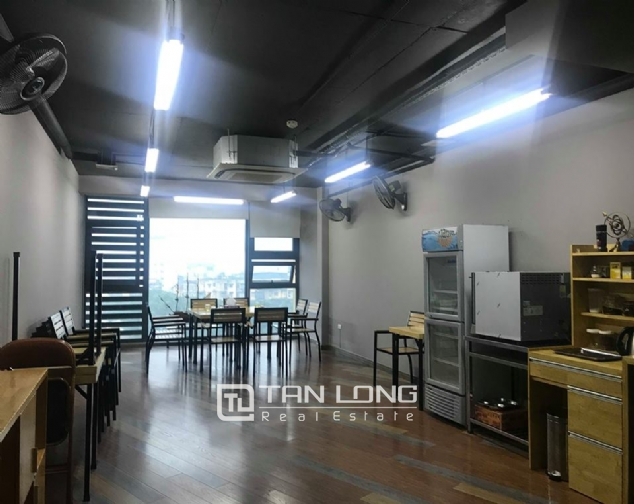 9 stories building for rent on Pham Huy Thong street, Ba Dinh 2