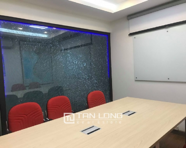 9 stories building for rent on Pham Huy Thong street, Ba Dinh 5