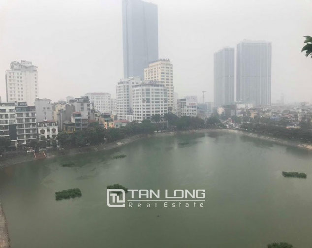 9 stories building for rent on Pham Huy Thong street, Ba Dinh 8