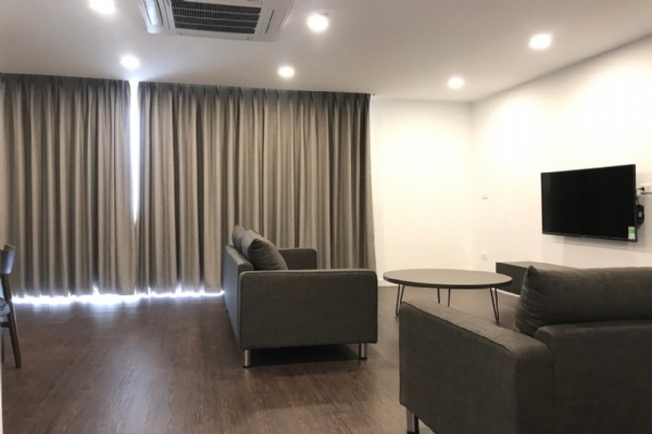 90m2 - 2Br | 2Bth Serviced Apartment in To Ngoc Van
