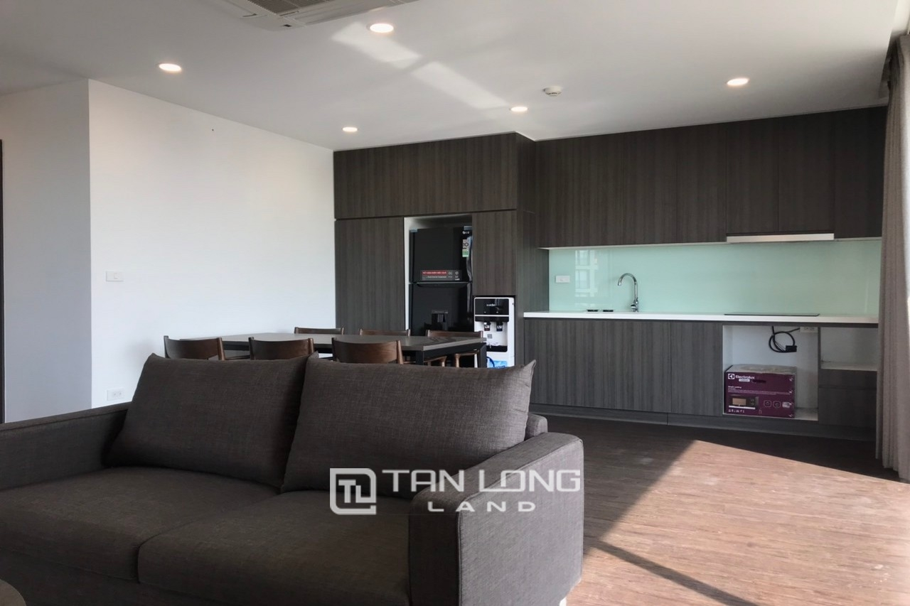 90m2 - 2Br | 2Bth Serviced Apartment in To Ngoc Van 3