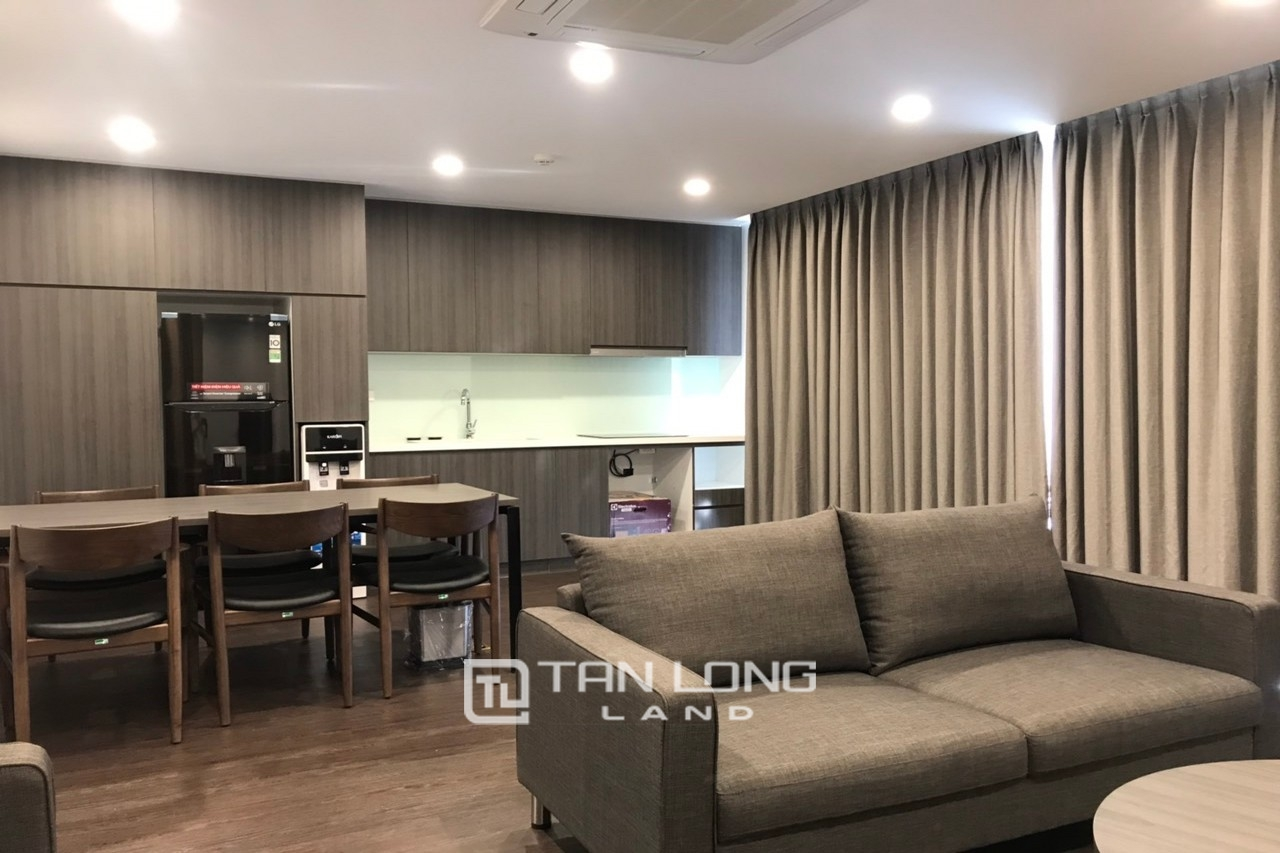 90m2 - 2Br | 2Bth Serviced Apartment in To Ngoc Van 4