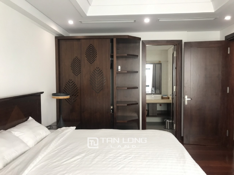 90sqm-2 bedrooms apartment for rent in Au Co street, Tay ho district 21