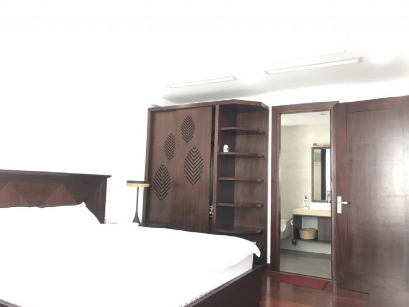 90sqm-2 bedrooms apartment for rent in Au Co street, Tay ho district 24